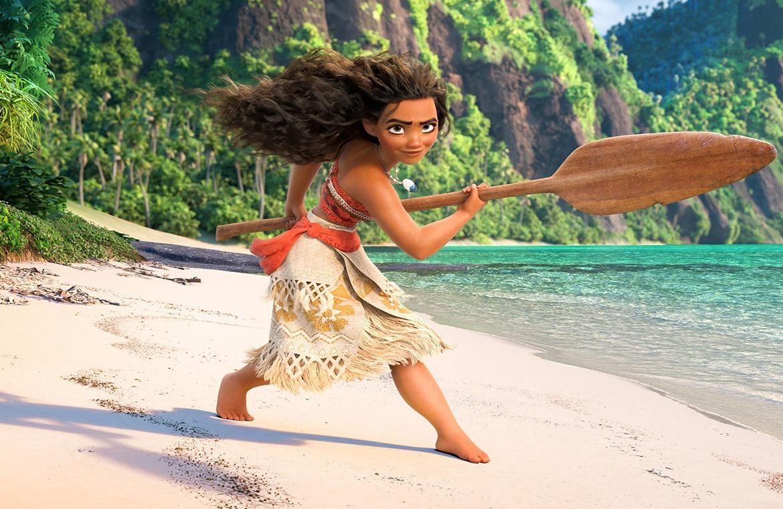'Vaiana' preestreno de la película de Disney
