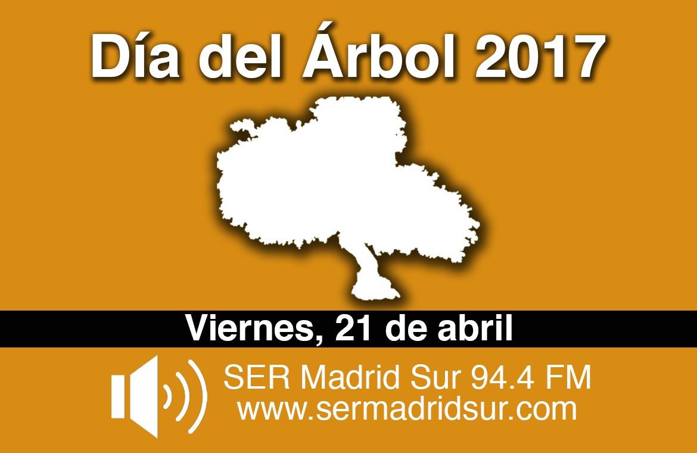 Día del Árbol 2017 en SER Madrid Sur