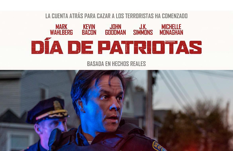 Preestreno de la película 'Día de Patriotas'
