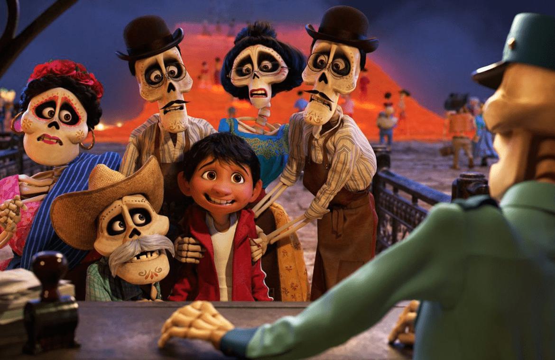 'Coco', preestreno de la película de Disney Pixar