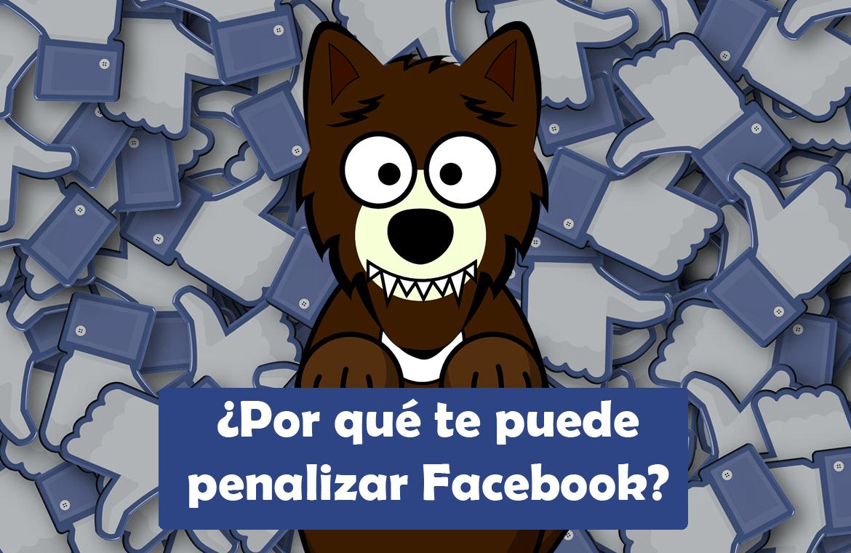 Lo que debes evitar en Facebook si no quieres verle las orejas al lobo