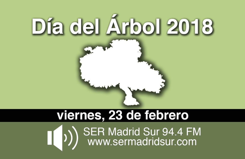 Día del Árbol 2018 en SER Madrid Sur