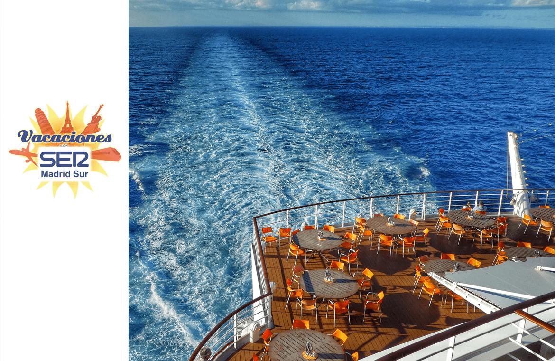 Las vacaciones gratis: consigue el crucerito 2018 de SER Madrid Sur.