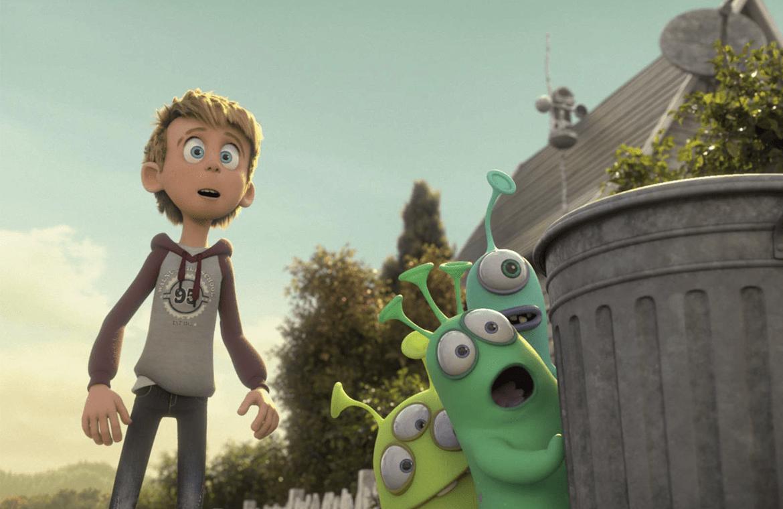 Preestreno de Luis y los Alienígenas, la película de animación del verano