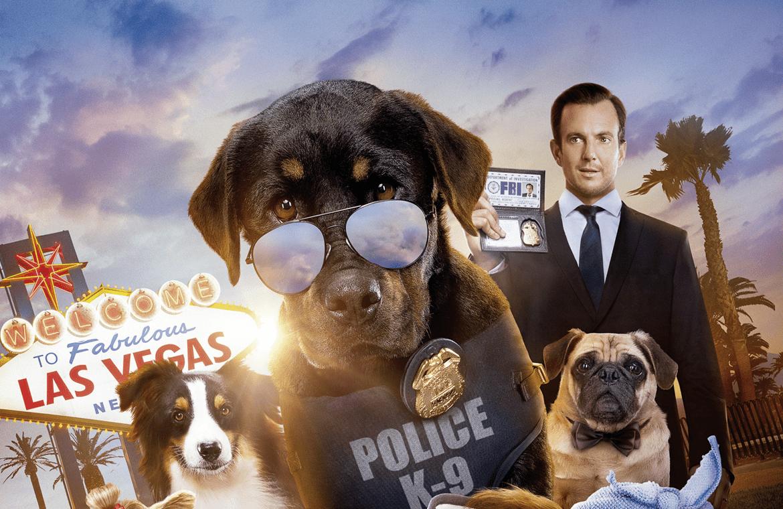 Preestreno de Superagente Canino en Odeon Multicines Sambil