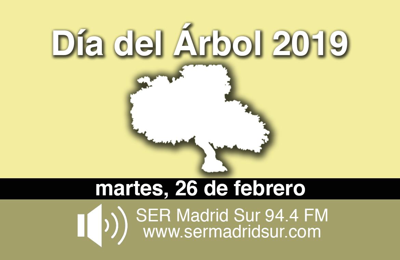 Día del Árbol 2019 en SER Madrid Sur